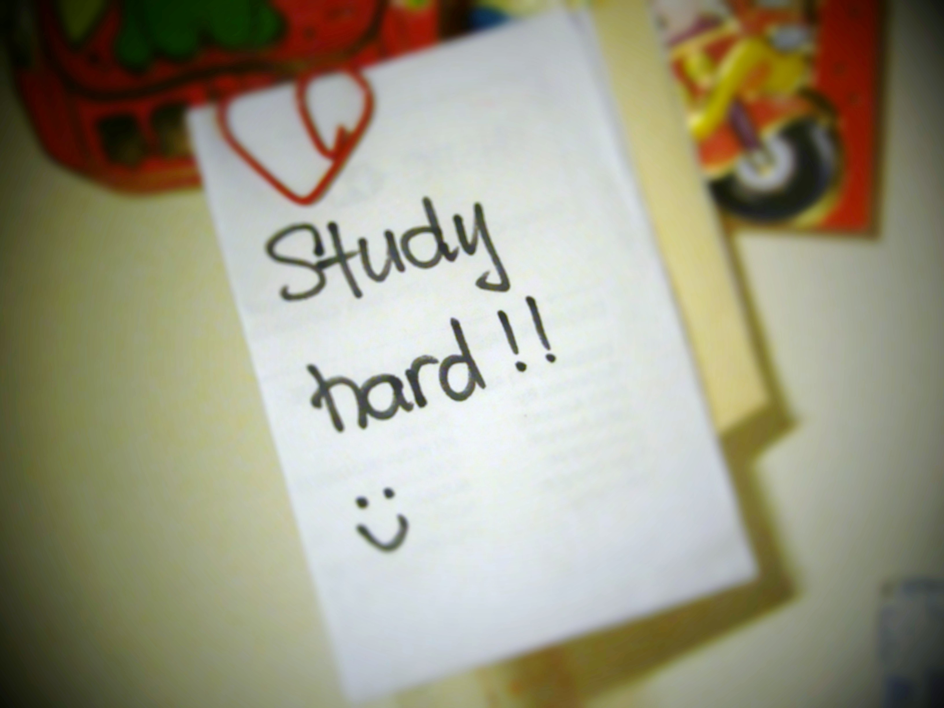What study habits should you imbibe as a student?